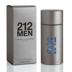 Carolina Herrera 212 para Hombre (100Ml) Edt #CarolinaHerrera #Fragancia #Él