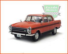 Chrysler Esplanada GTX 1968 - Carros Nacionais - escala 1/43 IXO Escala 1/43 miniaturas cride minis  Escala 1/43