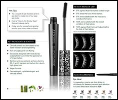 Arbonne - It's A Long Story Mascara! Favorite for holiday gift giving for all the girls I love!! Donnarichey.arbonne.com 405-933/2528