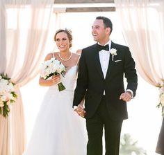 Pure happiness #WeddingWednesday #LAubergeDelMarWeddings (: @jp_ness)