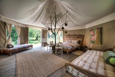 Five tents you'll want to stay in #escapesnaps Location: Glamping Canonici di San Marco
