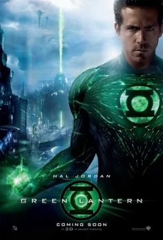 For centuries, a small but powerful force of warriors called the Green Lantern Corps has sworn to keep intergalactic order. Each Green Lantern wears. Green Lantern 2011, Green Lantern Movie, Green Lantern Comics, Green Lantern Hal Jordan, Dc Movies, Movies And Tv Shows, Movie Tv, Series Movies, Tv Series