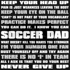 "Soccer team mamas- we need to compile a list of Brandon quotes and make a board or shirt like this but instead of ""soccer dad"" put ""coach""!"