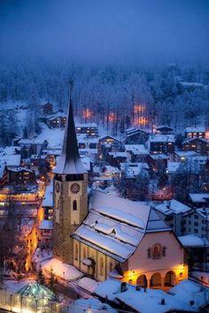 Zermatt, suiça