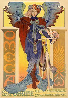 Omega Poster - 43 x 60
