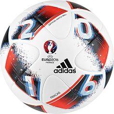 3e187c76225 adidas Performance Euro 16 Official Match Soccer Ball