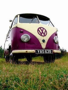 Old, faithful and just a little purple... | Flickr - Photo Sharing!