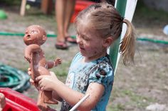 Mud Day 2016 at the Children's Museum of Wilmington! #MudDay #CMoW #FamilyFun