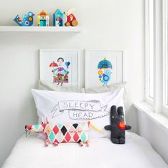 The Art Room~ Sleepyhead Pillowcase Inspiration For Kids, Room Inspiration, Casa Kids, Deco Kids, Kids Corner, Little Girl Rooms, Fashion Room, Kid Spaces, Boy Room
