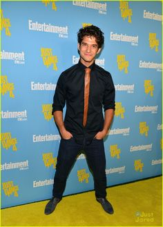 Tyler Posey at Entertainment Weekly's Comic-Con Celebration