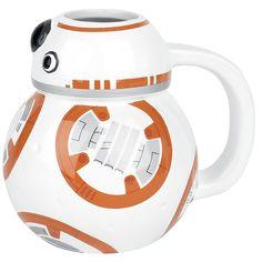 Der beste Charakter aus der neuen Star Wars Episode 7 - The Force Awakens? Natürlich der BB-8 Astromech Droid, der zwar nicht sprechen kann, aber dennoch über ein Riesenrepertoire an Ausdrucksmöglichkeiten verfügt. #bb8 #starwars #empstyle