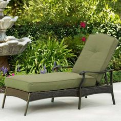 Better Homes and Gardens Providence Chaise Lounge | from hayneedle.com