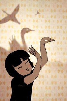 Elly MacKay, Shadow Swan