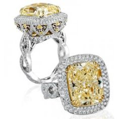 Michael Beaudry Ring as seen on Carrie Underwood