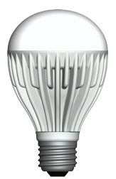 LED A19 7.8W Dimmable 2700K #LED #Dimmable