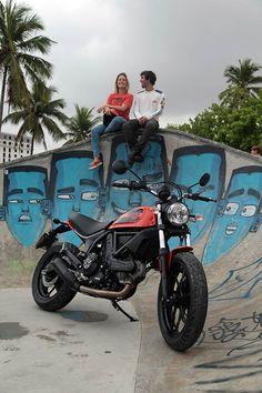 Ducati Scrambler Sixty2 | Heldth Ducati Scrambler Sixty2, Ducati Motorcycles, Cars And Motorcycles, Bike, Adventure, Street, Fun, Motorbikes, History
