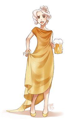 beer fullbody by meago.deviantart.com on @deviantART