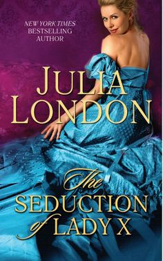 The Seduction of Lady X (Hadley Green book 3) by Julia London - this book did not disappoint.  London made two main characters who were likeable, and who I was rooting for.  Will Harrison overcome the stigma of being born in his circumstance?  Will Olivia be able to find happiness?  Can unrequited love overcome all the obstacles in their way?