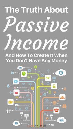Make money. Make money ideas. Money tips. Personal finance tips. Finance tips. Investing tips. Passive Income Streams, Creating Passive Income, Creating Wealth, Streams Of Income, Money Tips, Money Saving Tips, Win Money, Managing Money, Raise Money