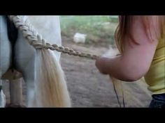 How-To: Braid Manes and Tails for Horse Shows