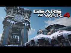 Gears of War 4 - Official Old Town Multiplayer Map Flythrough Gears of War - http://gamesitereviews.com/gears-of-war-4-official-old-town-multiplayer-map-flythrough-gears-of-war/