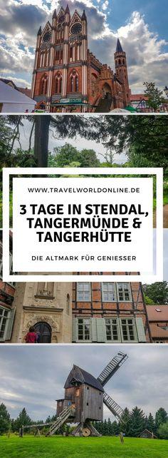 3 Tage in der Altmark: Backsteingotik, grüne Parklandschaften und eine Stille, die Ihresgleichen sucht, garantieren ein Erlebnis für Genießer in der Altmark.
