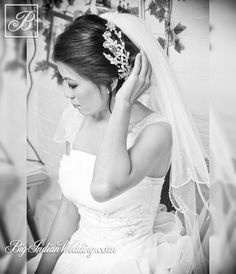 Candid shot of bride Benrilo, Betoka Swu Photography