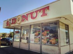On the Grid :: Ms. Donuts, Echo Park, Los Angeles