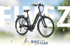 Vandaag werd bekend gemaakt dat de Batavus Finez E-go Power Sport door de VAB is uitgeroepen tot 'E-Bike of the Year'. Deze sportieve en krachtige e-bike scoorde hoge ogen bij de vakjury door onder meer het stabiele frame dat in nauwe samenwerking met de TU Delft is ontwikkeld.De nieuwe Batavus Finez E-gobiedt optimaal comfort in een sportief jasje. Perfect voor gebruik in de stad, maar ook voor de uitdagende fietspaden. De Finez E-go is te verkrijgen in verschillende uitvoeringen en kleur Bike, Bicycle, Bicycles