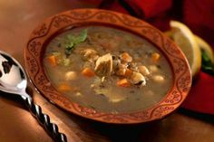Easy dinner recipes: Moroccan chicken soup and more!