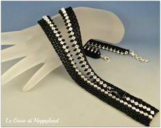 Le gioie di Happyland: Collane  Its a zipper!  Too cute