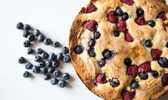 This Cake with California Blueberries Is The Freshest Treat