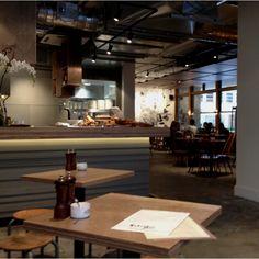 Salvation Jane Cafe, East London  Great brunch