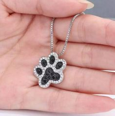 Dog Paw Pendant - Free Offer (JUST PAY SHIPPING & HANDLING)