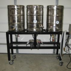 Brutus 10 home brew system!
