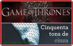 Crítica ao enredo do livro/filme de cinquenta tons de cinza em relação a game of thrones #got #tons #anastácia #tabu #hipocrisia #mulheres #GGR Martin #HBO #séries #livros #blog #cinza #gravata #ferro #trono #guerra #tronos #Cristian #Gray