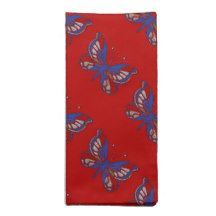 Red White Blue Butterfly-Cloth Napkins Napkin #red #butterfly #napkins #patriotic