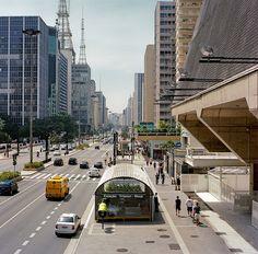 Av. Paulista, São Paulo, SP
