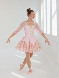 Sleeping Beauty | Revolution Dancewear 2015 Costume Collection
