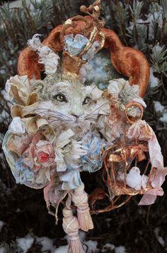 """Superbe de """"Les Merveilles en Papier"""", by Laetitia Miéral, France # Le Prince-lapin-1"""