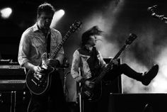 Queens of the Stone Age is an American rock band from Palm Desert, California, United States, formed in 1996. The band's line-up includes fo...
