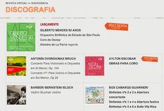 Para celebrar as grandes obras da música clássica, a Fundação Osesp lança o Selo Digital Osesp, um projeto que disponibiliza ao público - gratuitamente para download -  um catálogo com gravações de obras do acervo da Fundação.