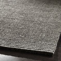 Shop Sisal Grey Rug.  Durable and versatile, our sisal rugs are an excellent way to dress up high-traffic living areas.   Crafted of natural sisal fiber in a grey hue, this beautiful rug has a latex backing to prevent sliding.