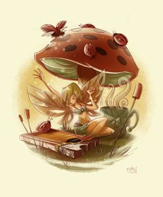 Chocolate Faerie [Mike Maihack]