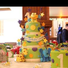 first Birthday cake!!