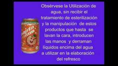 Cubanos elaboran refrescos enlatados en sus casa