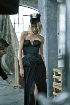 dustjacket attic: Fashion Lookbook | Sass & Bide: Behind The Scenes