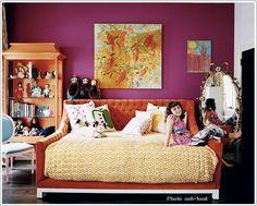 DIY Upholstered Bed Frame | 最後にでっかいソファーみたいな子供用ベッドをご ...