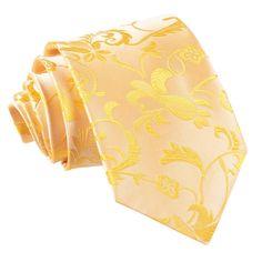 Floral Men's Regular Tie