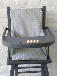 relooking chaise haute